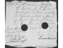 1751 Greenberry NC Revolutionary War Pay Voucher