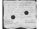 1759 Isaac Revoluntionary War Pay Voucher